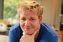 ~Gordon Ramsay's~Home Cooking~ / by MaryAnne Powell
