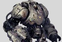 Robots/MechStuff