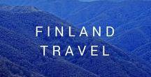 Finland Travel | Finnland Reise / Finland travel inspiration, photos and information | Reiseinspiration, Fotos und Infos zu Finnland