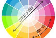 Colors / #cor #design #paletas