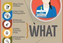 Content Marketing / Marketing e Produção de Conteúdo