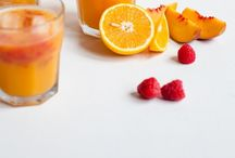 healthy drinks. / healthy drinks like water, smoothies and shakes that are cheap and easy. www.kiarayoga.com