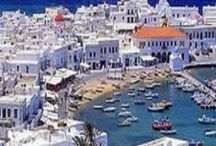 Destination: Mykonos / Fun parties, stunning beaches and amazing sunsets: Mykonos is one of the most popular Greek islands.