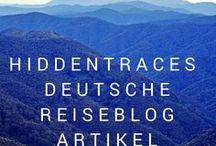 Hiddentraces: Deutsche Reiseartikel / Deutschsprachige Artikel auf dem Reiseblog Hiddentraces - Photographic Journeys: www.hiddentraces.com sowie Gastbeiträge. Ricarda Christina Hollweg ist bisher in 61 Länder gereist und berichtet über ihre Heimatstadt München und die Welt. Hiddentraces befasst sich mit unbekannte Reiseziele oder regt zum tieferen Entdecken bekannter Orte mit inspirierender Reisefotografie an. #Reise #Reiseblog #Reisefotografie #Reiseblogger #Reisetipps