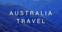 """Australia Travel 