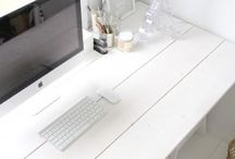 peaceful workspace / by Emily Gallimore