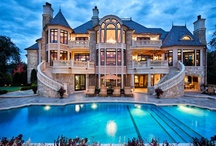 Extravagant Living. / Sometimes a girl just needs to dream...