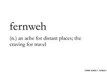 Travel. / If I were ever to have an extra couple thousand to spend, I would love to visit these places...