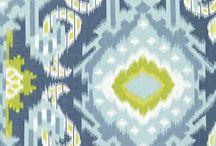 Fabrics / by BWS