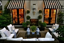 Outdoor Decor / Oh, any decks or backyard inspiration...