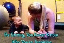 FIT MOM! / Fitness, Workouts and Motivation