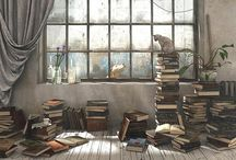 Artwork and Home Decor / Images and Home Decor products featuring the artwork of Cynthia Decker. Whimsical, surreal, thought provoking and beautiful.