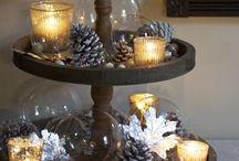 Enjoy the Holidays / Holiday party ideas and inspiration