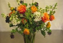 March Event Flowers
