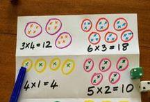 Great Math Ideas / Math games, math activities, math displays, classroom math ideas. Everything math for kids!