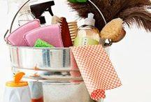 Cleaning/ Organizing / by Whitney Pasquesi