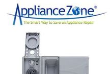 Dishwasher Parts / Dishwasher Parts and Accessories from Appliance Zone