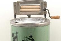 Antique/Vintage Appliances / Old, vintage and antique kitchen appliances