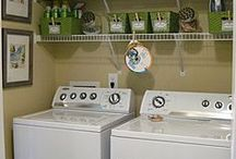 Home-Laundry Room / by Leah McAlister