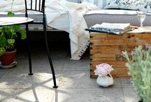 outdoor spaces / by Emily Gallimore