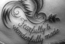 Tattoos / by Jennie Stilley