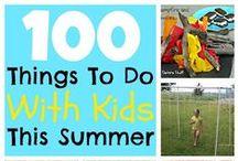 Kids Activites / by Jennie Stilley