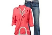 Outfits-Spring & Summer / by Leah McAlister
