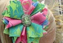Hairbows / by Leah McAlister
