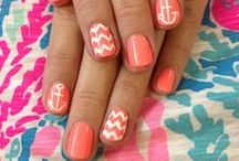 Nails / by Leah McAlister