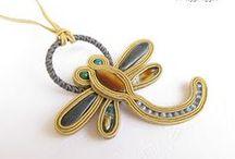 Soutache / We're getting exctied about learning to make soutache jewellery http://londonjewelleryschool.co.uk/taster-classes/soutache-jewellery-taster-class/