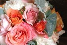 P I N K  by Dragonfly Floral / We love pink flowers! These are from weddings, Events, or deliveries.