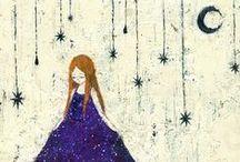 Ilustrações que inspiram ♥