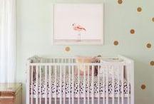 Cute babies' rooms