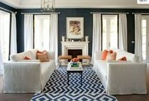 decorate :: living room / by Ask Anna