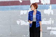 Fashion / Wardrobe ideas and inspiration.  Capsule wardrobe aspirations