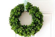 decorate :: wreaths / by Ask Anna