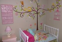 Kids' Rooms / Fun ideas for kids' rooms.