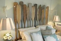 The Vintage / Salvage, vintage and repurposed goods that are perfect for home decorating.