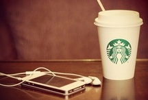 #Starbucks / by Isabelle Spanu