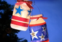4th of July! POW. / by Angelique Hollier