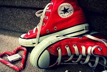 #Converse / by Isabelle Spanu