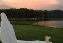 The Lake / Life on the Lake, my favorite place.
