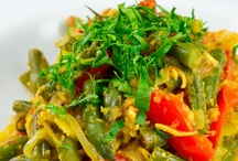 indian & pakistani inspired veggie recipes / by Joanne