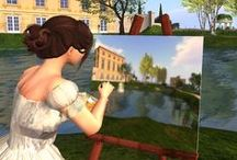 Living History VW / intrepid explorers experiencing history via Second Life® and/or other Virtual Worlds.historical community in the virtual world of Second Life®. #secondlife #slevents #slmusic