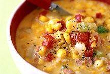 Recipes {Soups!}