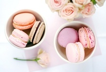 m a c a r o n s ♥ / head over heels in l♥ve with macarons... / by Almie's Bakery