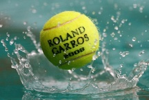 #Roland Garros / by Isabelle Spanu