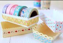 Washi tape, scrab y craft