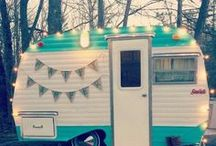 Glamping! / All things trailer and trailer inspiration!