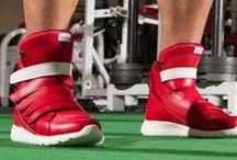 Bodybuilders in #HeydayFootwear #sneakers / Body Builders/Fitness Pros in Heyday Footwear